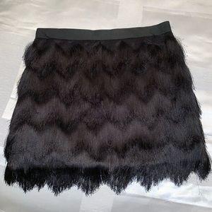 BCBGeneration Skirts - Bcbg fringe skirt